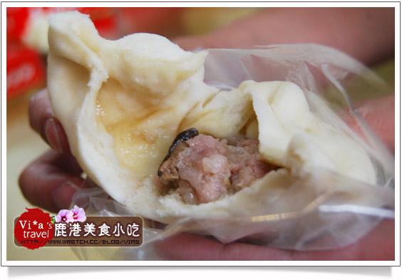 鹿港老街》鹿港小吃介紹~老成珍肉包