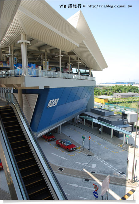 【香港必去景點】從空中玩香港~昂坪360纜車