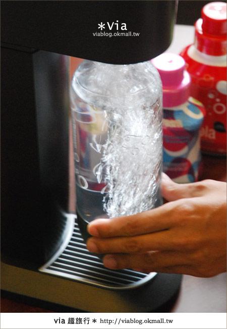 【試用】美食、Party的好伙伴~SodaStream恆隆行氣泡水機