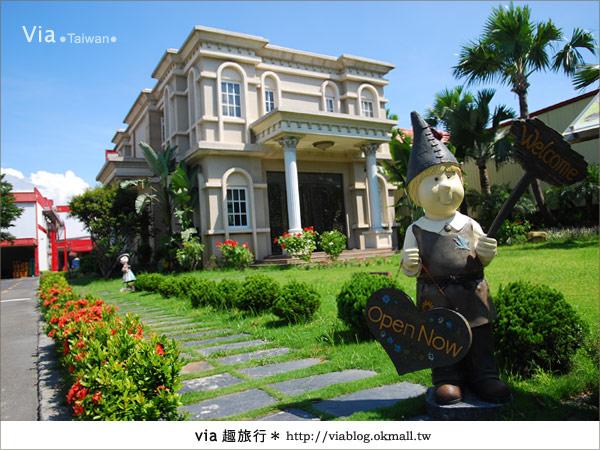 【彰化一日遊】中興穀堡稻米博物館~來彰化旅行吧!