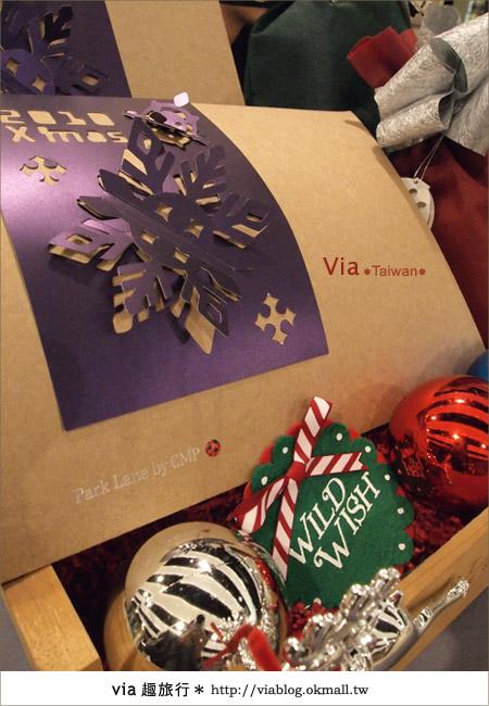 【2010耶誕節活動】勤美天地耶誕村~台中勤美誠品很耶誕