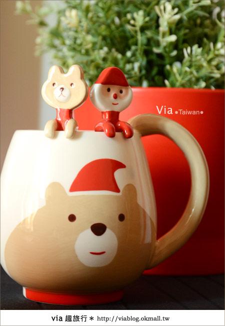 【耶誕禮物】2010‧耶誕節快樂!用可愛的耶誕杯,陪大家過節~