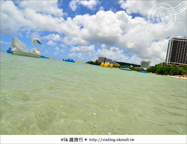 【關島旅遊】via遊關島~跟我玩夢幻無敵海景:杜夢灣!