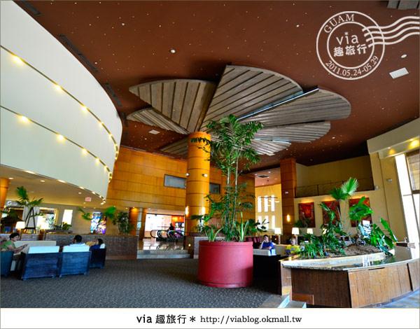 【關島飯店推薦】關島海景飯店~Outrigger Resort奧瑞格飯店