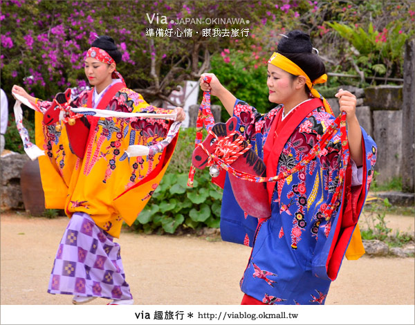 【沖繩景點】沖繩琉球村~暢遊古琉球的特色文化園區!