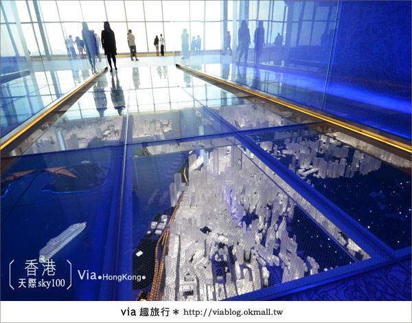 【香港新景點】香港sky天際100觀景台~從世界第四高樓賞香江!