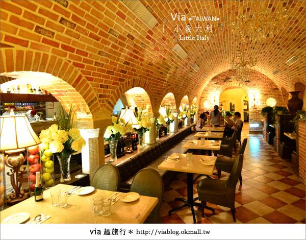 【台中餐廳】小義大利莊園~浪漫酒窖裡的異國風餐廳!