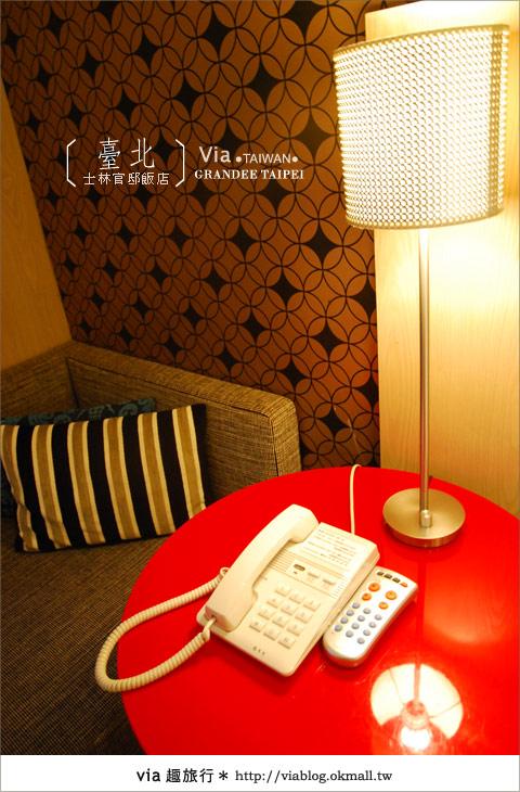 【台北住宿推薦】台北商旅官邸別館~離士林夜市最近的飯店!