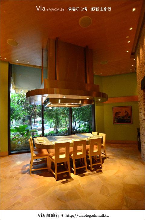 【澳門餐廳介紹】澳門日本料理~永利飯店裡的精緻餐廳:「岡田日式料理」
