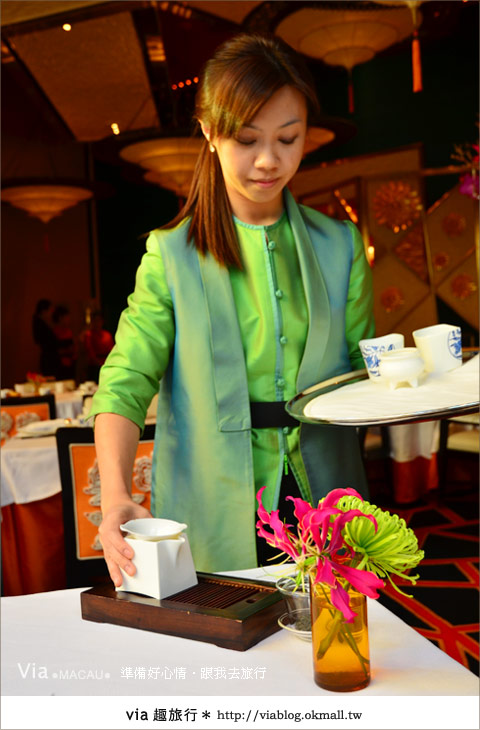 【澳門餐廳推薦】京花軒中式餐廳~精緻中餐的好選擇!餐點好吃、裝潢古典~