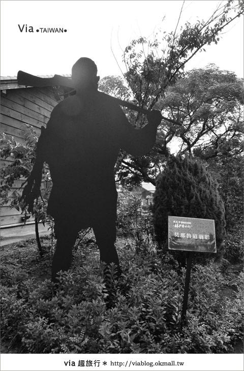【賽德克巴萊】在歲月中旅行,我們來到林口片場~林口霧社街(已拆除)