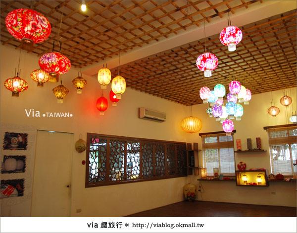 via帶你玩觀光工廠》竹山光遠燈籠觀光工廠~在傳統裡找新趣味!