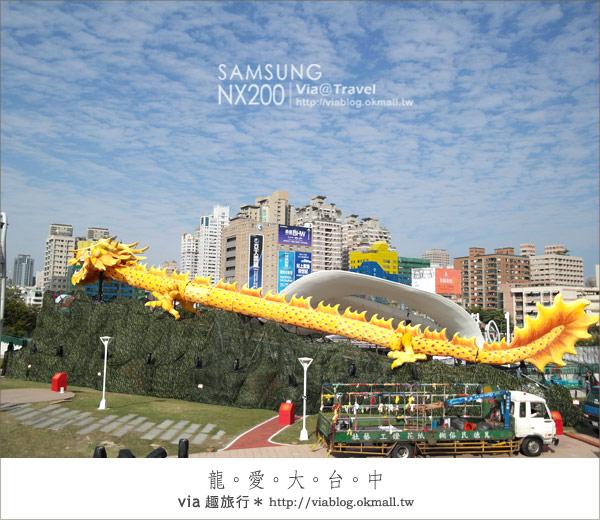 【2012元宵燈會】台中文心森林公園~龍愛大台中元宵燈會