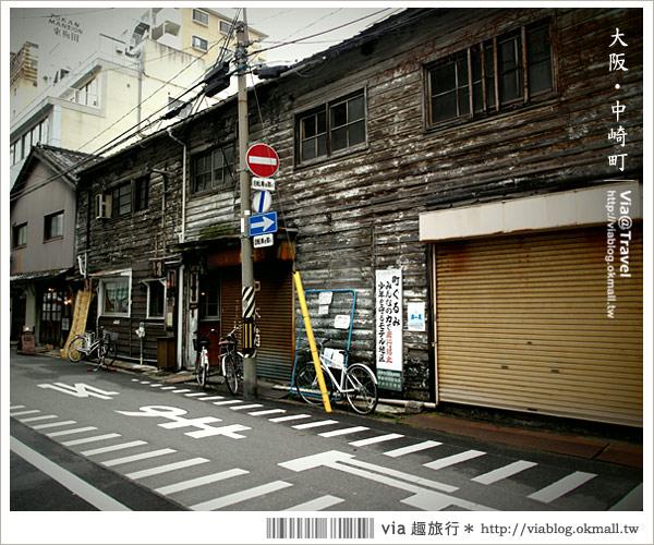 【大阪甜點】漫遊小舖林立的中崎町、嚐嚐可愛的太陽之塔蛋糕店!