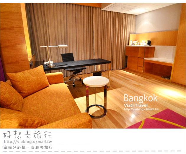 【曼谷飯店推薦】RENAISSANCE Bangkok Hotel/曼谷市中心萬麗酒店~