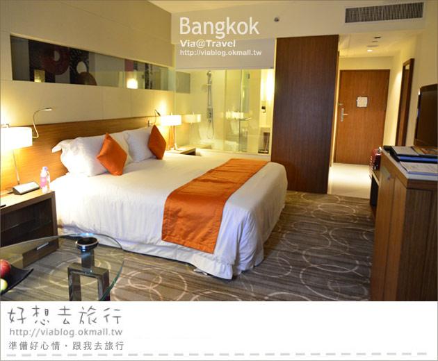 【曼谷飯店推薦】Centara Grand at Central Plaza Ladprao Bangkok近恰圖恰市集