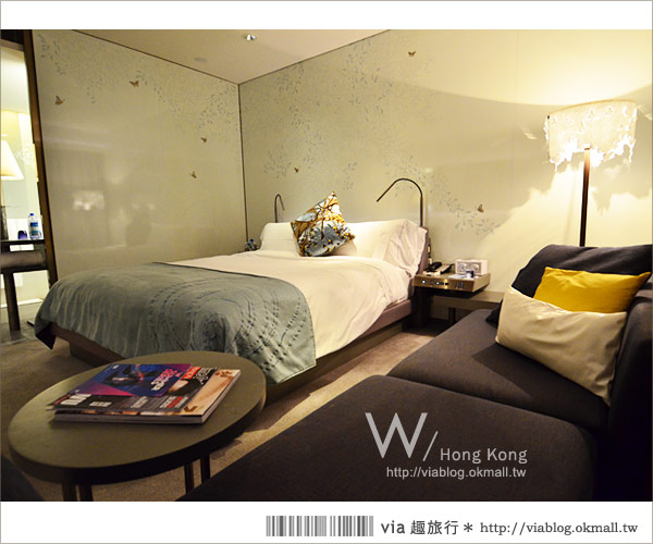【香港飯店推薦】香港W hotel~擁時尚和奢華一起入眠!
