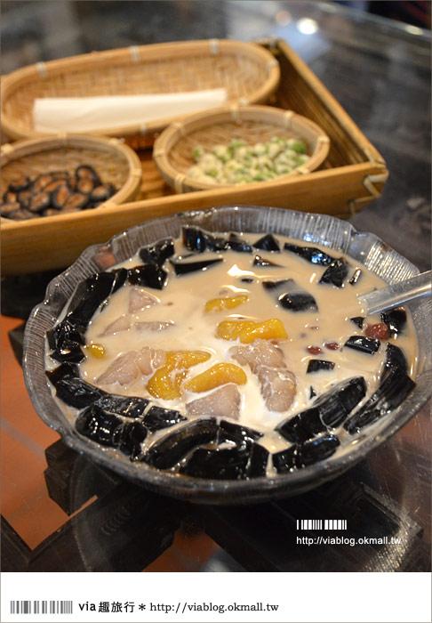 苗栗美食小吃》仙山仙草「仙草凍、仙草風味餐」~苗栗獅潭鄉的在地好風味!