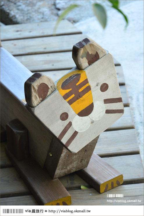 【台中觀光工廠】台中親子一日遊~老樹根魔法木工坊!木作DIY超有趣~