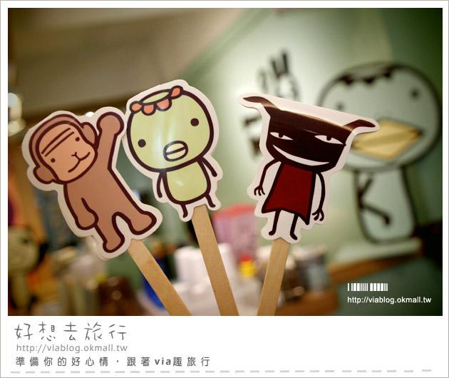 【台北】阿朗基咖啡‧仁愛店(壞東西咖啡)~來自大阪的超卡哇依的咖啡館!(已歇業)