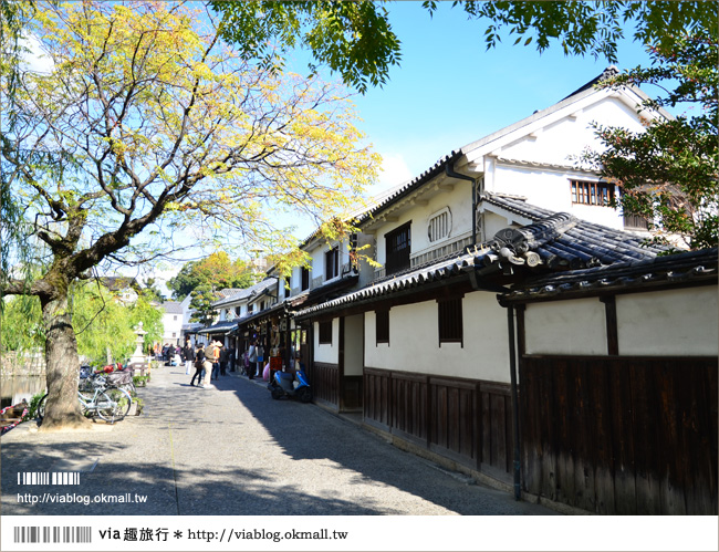 【日本】岡山柯南旅遊|倉敷美觀地區+大橋家住宅~美好的懷舊時光之旅