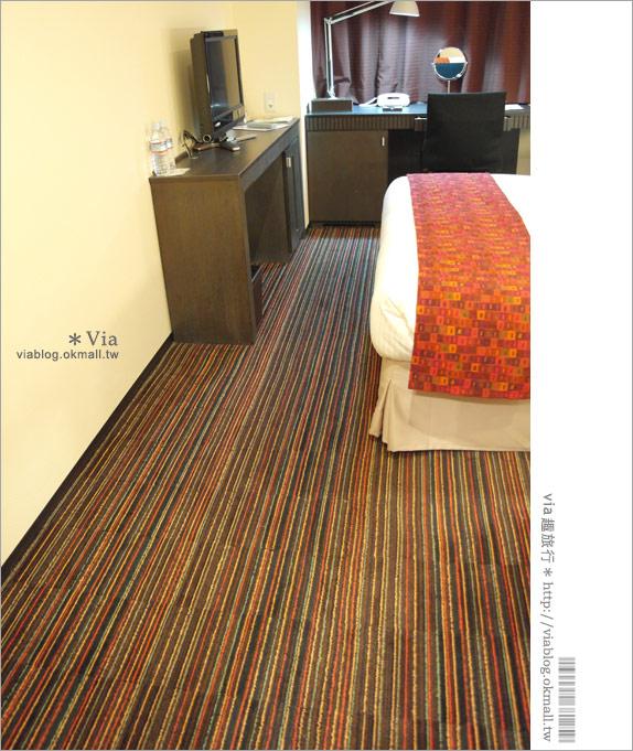 【大阪心齋橋飯店】大阪HOTEL~Holiday Inn OSAKA NAMBA‧離心齋橋超近!