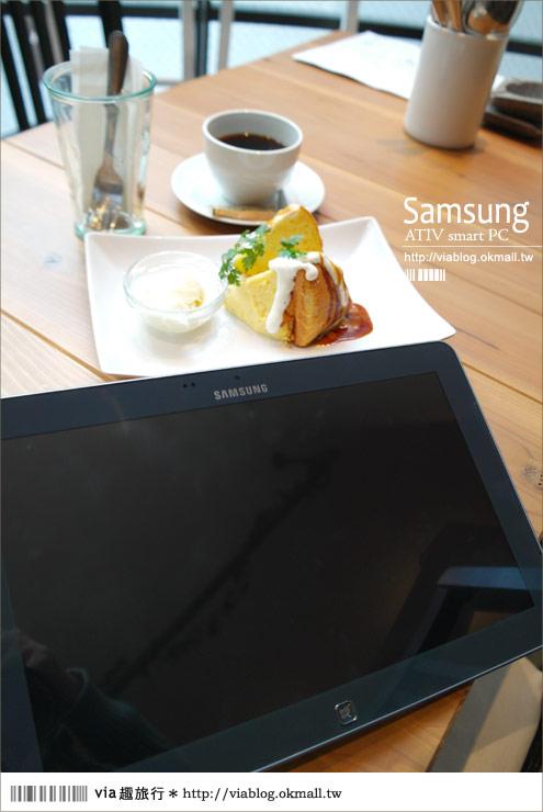 【體驗】旅行中的小幫手~Samsung ATIV Smart PC筆電+平板雙享受。