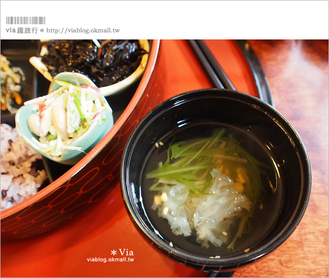 【島根美食】來島根必吃的幸福結緣料理~竹葉料理溫泉旅館