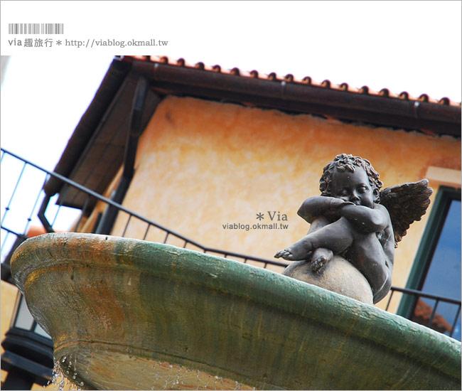 【泰國小義大利】Plaza Palio派力奧義式廣場(Khao Yai)~拍照聖地!