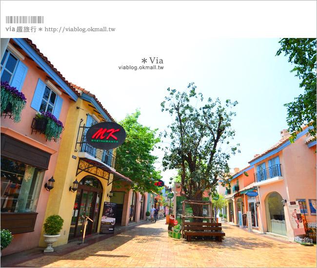 【曼谷景點】曼谷小歐洲The Circle~繽紛的歐式庭園購物廣場