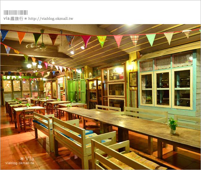 【曼谷民宿推薦】Phranakorn Nornlen~無敵好拍!懷舊的泰國雜貨風民宿!