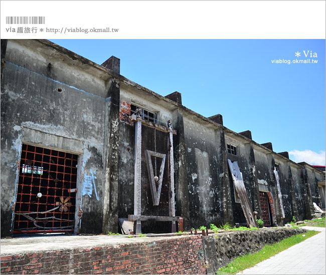 【台東景點推薦】都蘭糖廠藝術村/都蘭新東糖廠~訪老日子的好去處!