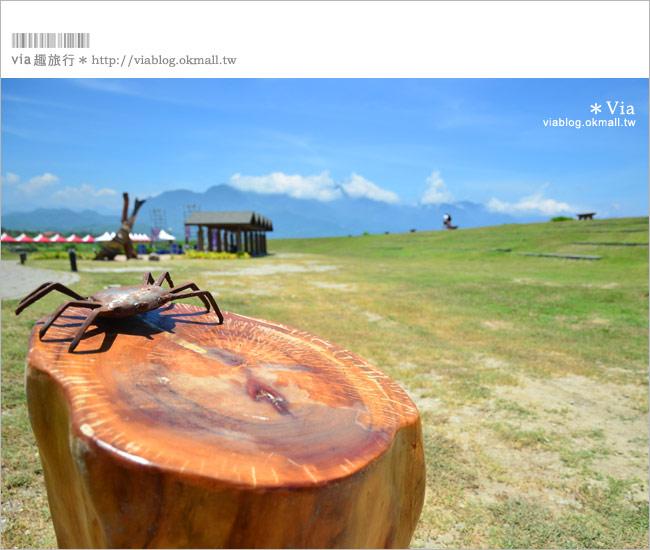 【台東景點推薦】伽路蘭遊憩區~看見台東東河鄉最美的海岸線!