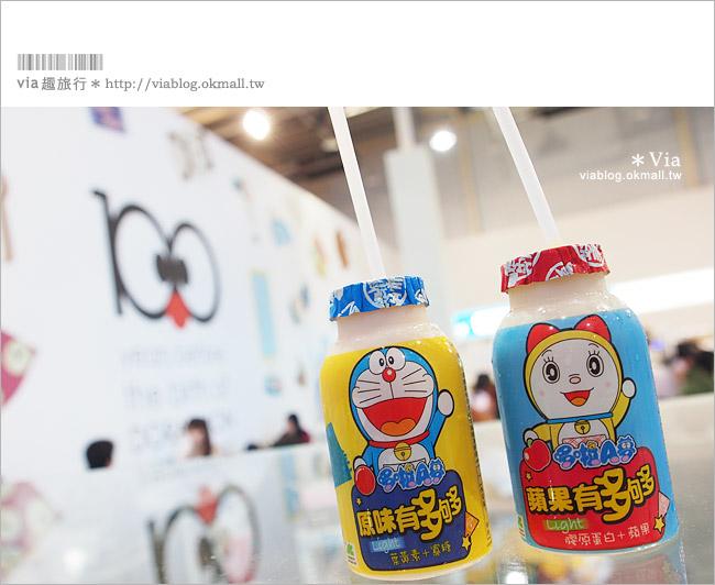 【台中哆啦a夢展覽2013】台中小叮噹展覽2013~100隻以上的小叮噹等你來玩!