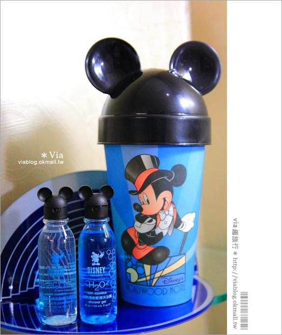 【香港迪士尼飯店】迪士尼好萊塢酒店~跟我一起入住米奇的小小城堡中!