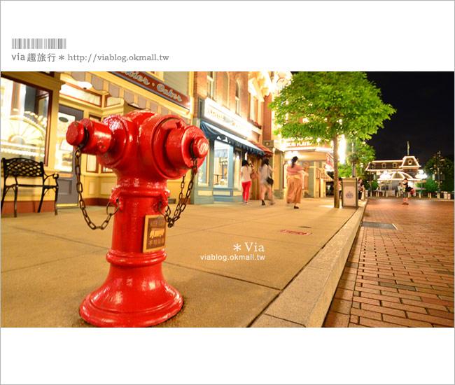 【香港迪士尼樂園(下)】迪士尼樂園煙火篇+迪士尼夜間遊園好好玩!
