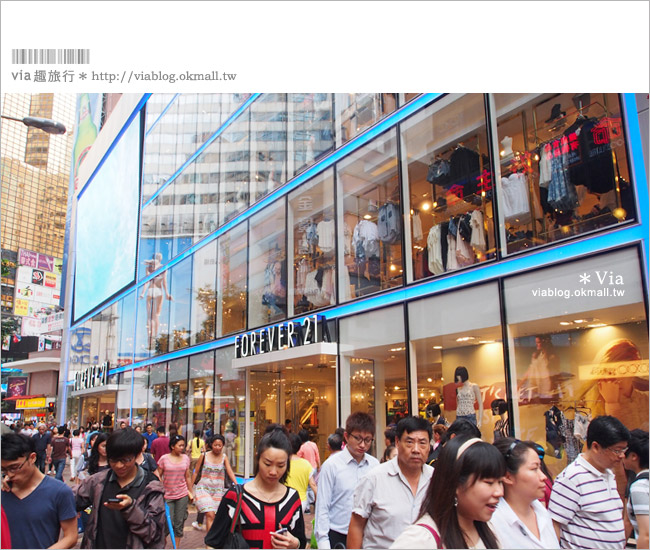 【工商時間】香港必買!國外旅遊就帶著Visa卡、跟著via來去香港購物、吃美食!
