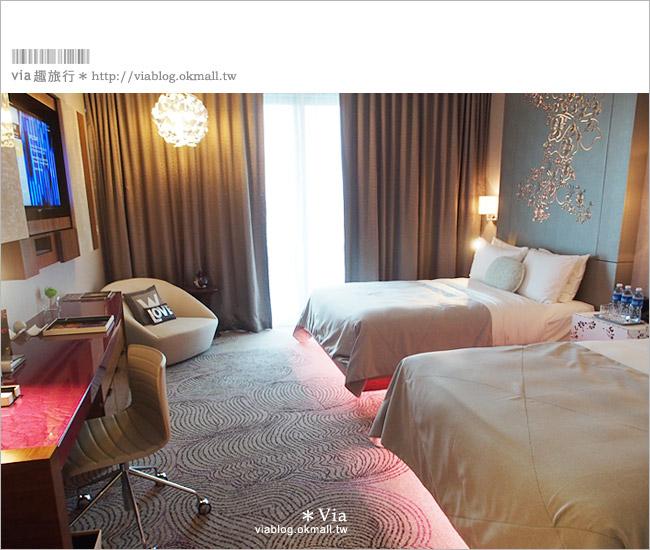 新加坡飯店推薦》新加坡W飯店W HOTEL~聖淘沙飯店、看海放鬆的好選擇!