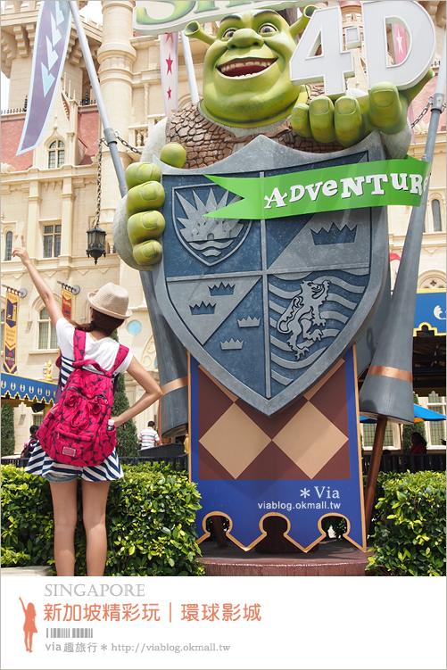 【新加坡環球影城】新加坡必玩~大推薦必玩的新加坡景點!好玩極了!