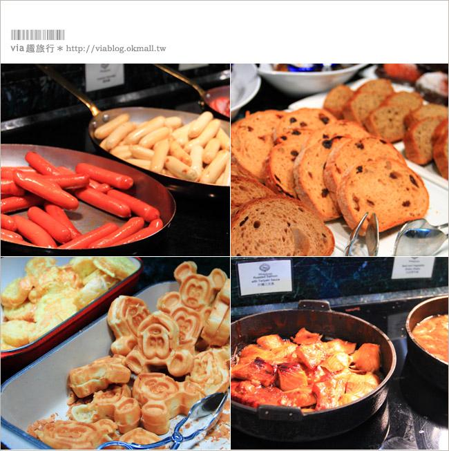 【香港迪士尼餐廳】香港迪士尼樂園酒店~翠樂庭早餐&晶荷軒午餐食記分享