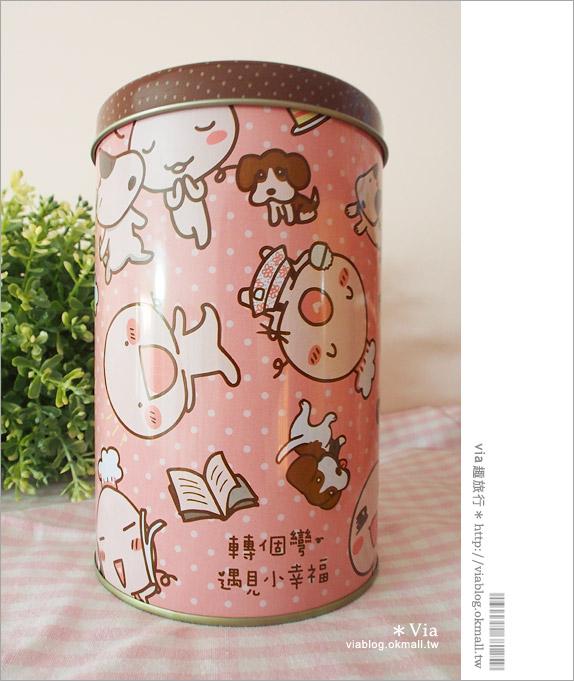 【公益】心路基金會‧一家工場《幸福+小蛋捲》~超可愛的彎彎蛋捲禮盒