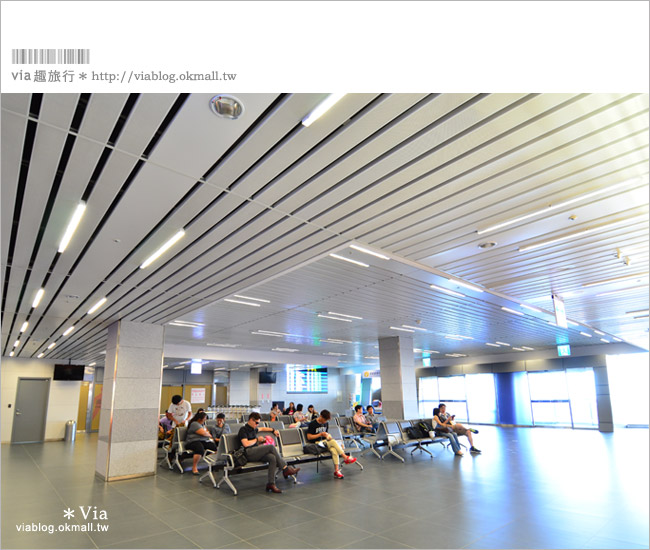 【台中機場】台中清泉崗機場~煥然一新的台中國際機場!(台中清泉崗機場交通方式)