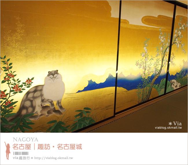 【名古屋旅遊景點】名古屋城~名古屋必去景點!優美如畫的名古屋城天守閣