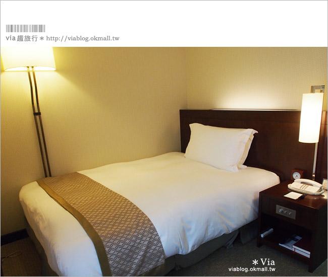 【名古屋飯店推薦】名古屋觀光飯店Nagoya Kanko Hotel~近地鐵,交通方便!