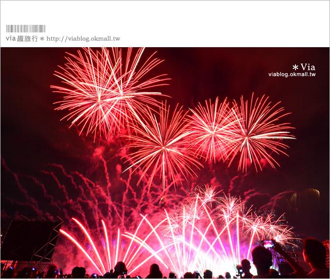 【國慶煙火】2013國慶煙火在新竹~雙十國慶煙火綻風城