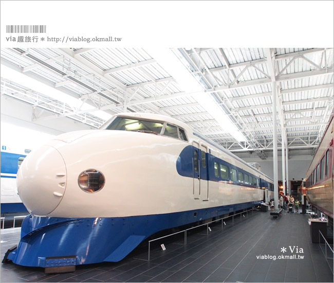 【名古屋景點】RINIA鐵道館~大好玩的JR鐵道博物館!大人小孩都適合!