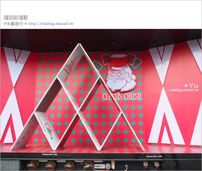 【台中聖誕節活動】2013勤美天地聖誕村~聖誕馬戲狂‧一起奇幻閃耀過聖誕!