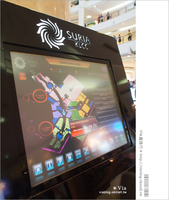 【吉隆坡自由行】吉隆坡必去景點~KLCC雙子星大樓+Suria KLCC購物中心