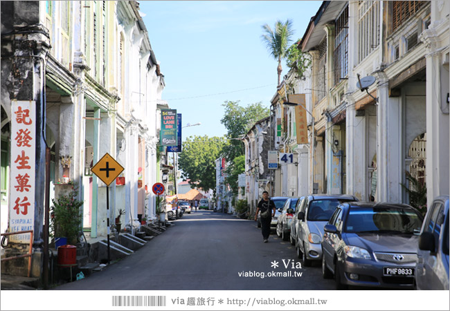 【檳城自由行】日安!檳城世界文化遺產~檳城love lane等古城區漫遊篇