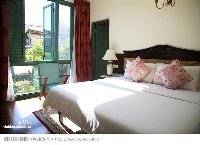 【檳城住宿推薦】燕京飯店Yeng Keng Hotel Penang~老厝翻新的精品旅館